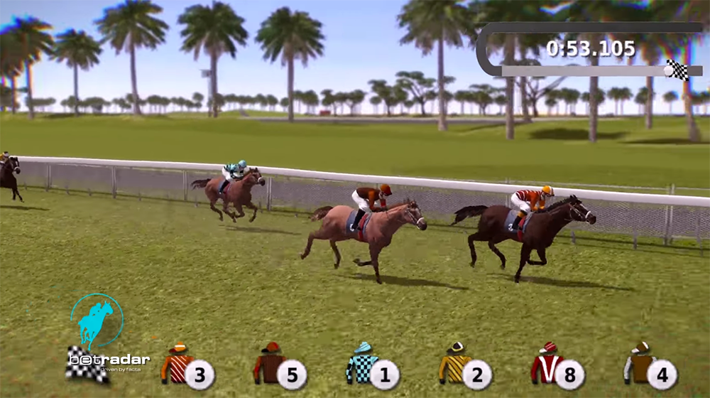 Virtual Horse Racing Betting - Best Virtual Horse Racing Sites